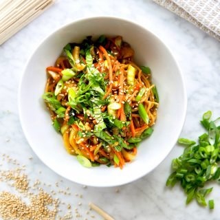 Vegan Noodles Recipe