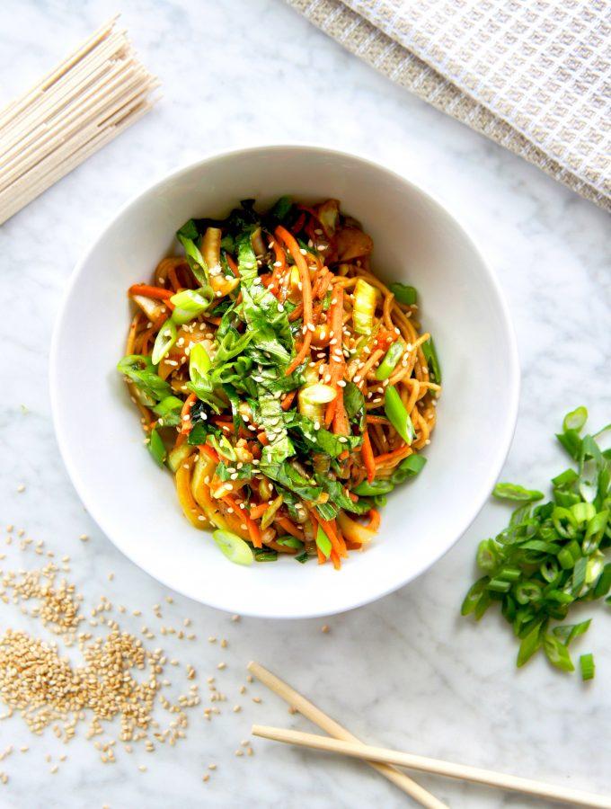 Vegan Noodles Recipe