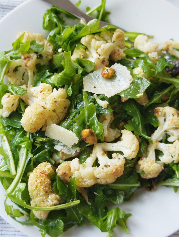 Gluten Free Cauliflower Salad