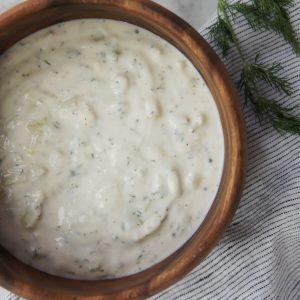Tzatziki Recipe