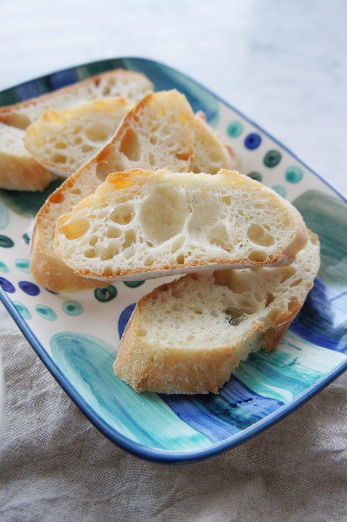 gluten free Minestrone soup bread
