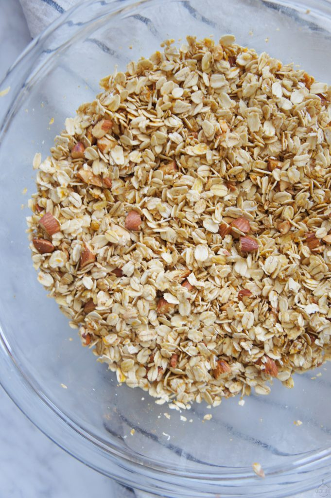 Granola nutrition facts and calories