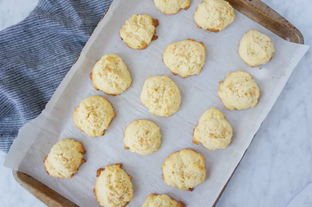 orange cream cheese cookies
