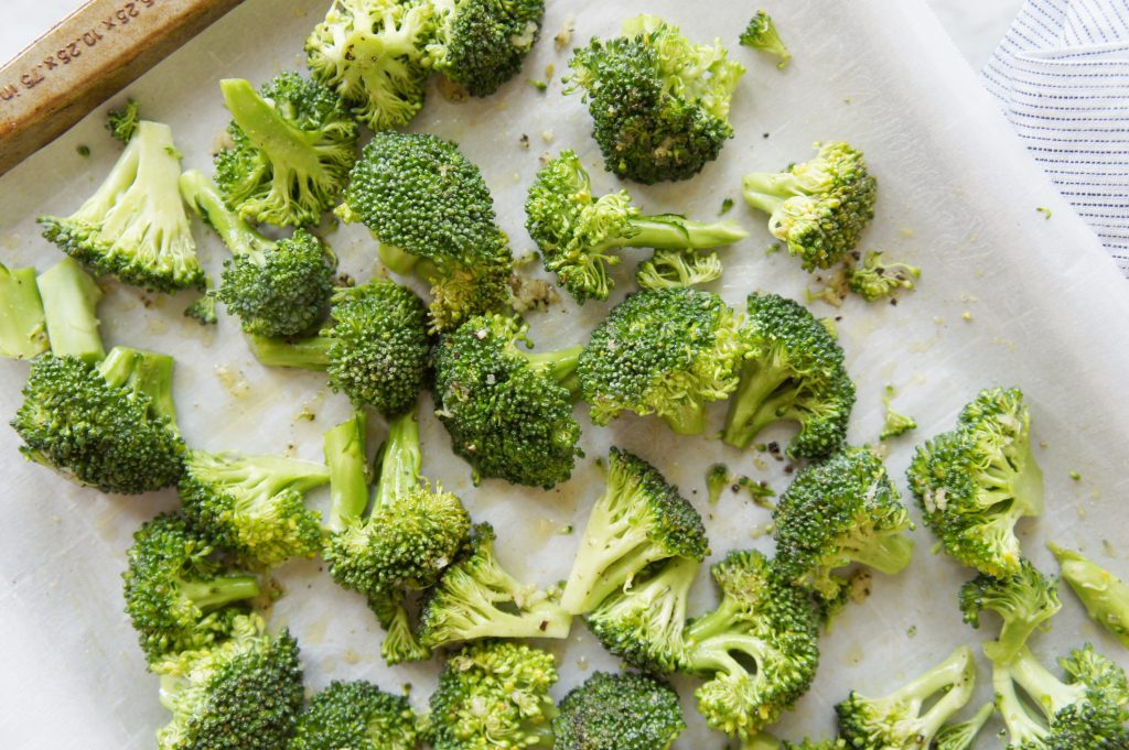roasted broccoli raw 2