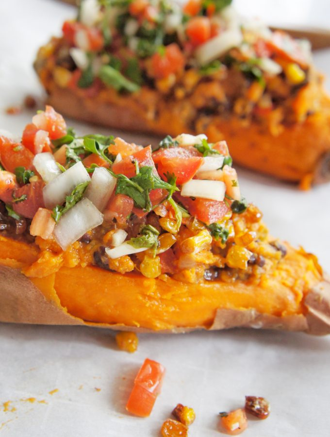 baked sweet potato recipe