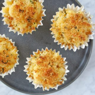 spicy macaroni and cheese muffins recipe