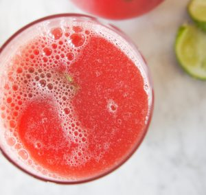 Homemade Watermelon Juice recipe