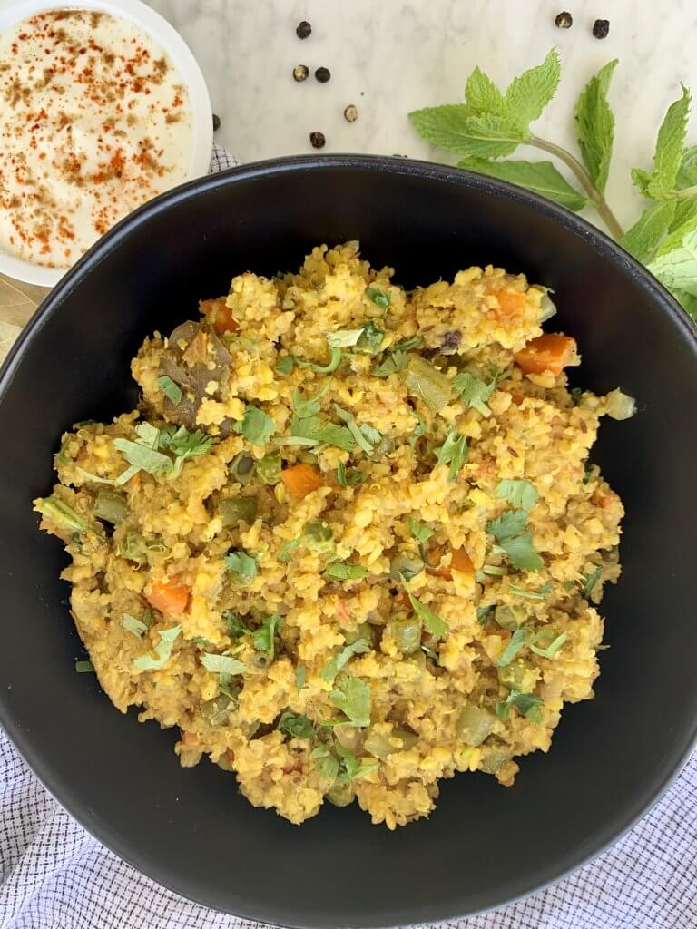 simple khichdi recipe